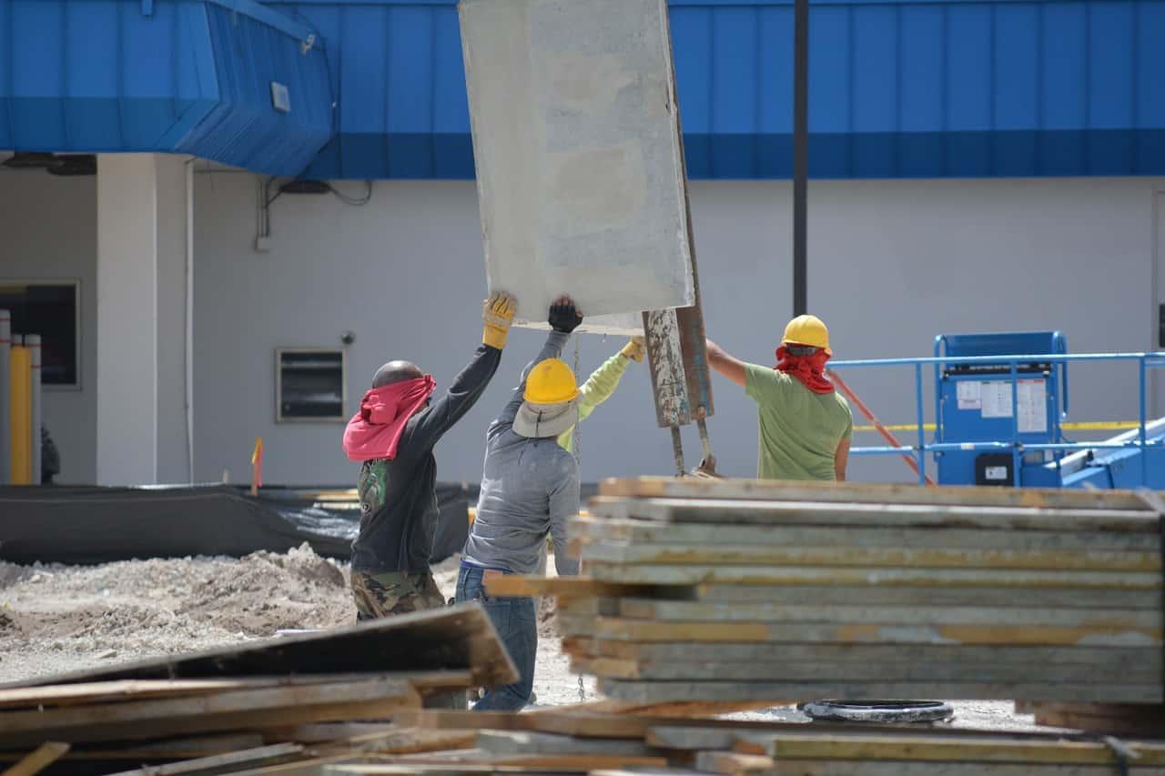 Importance du recyclage dans les chantiers de construction